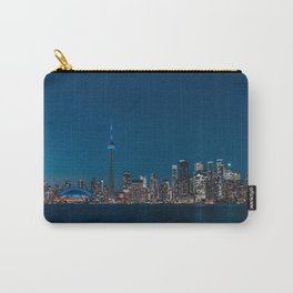 Toronto Blue Carry-All Pouch