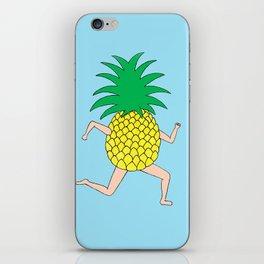 Pineapple Two iPhone Skin