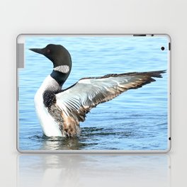 Loon Breach Laptop & iPad Skin
