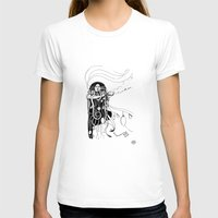 klimt T-shirts featuring Klimt reloaded by Riccardo Fortuna