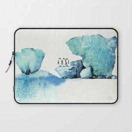 Melting Ice Laptop Sleeve