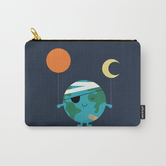 Love Our World More Carry-All Pouch