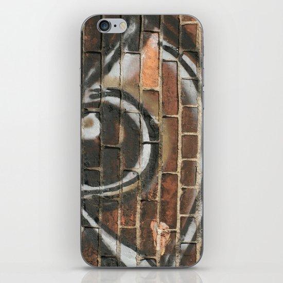 Beauty is in the Eye  iPhone & iPod Skin