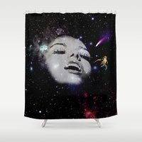 venus Shower Curtains featuring Venus by Liall Linz