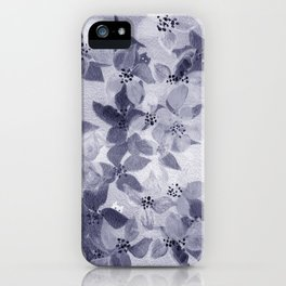 hideaway for tiny creatures iPhone Case
