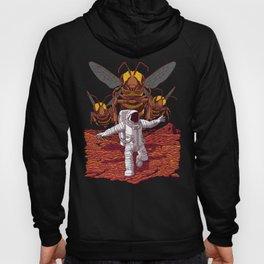 Killer bees on Mars. Hoody