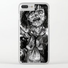 Billy from Hocus Pocus Clear iPhone Case