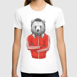 bear coach T-shirt
