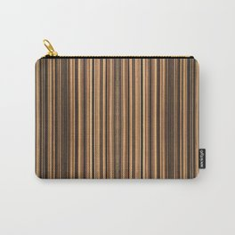 Twine Vertical Stripes Carry-All Pouch
