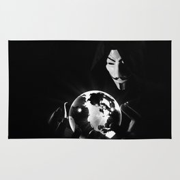 Dr Anonymous Rug