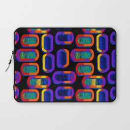 90's Tic Tac Pattern Laptop Sleeve