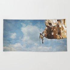 Rock On Beach Towel
