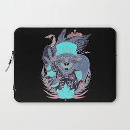 Canadian Life Laptop Sleeve