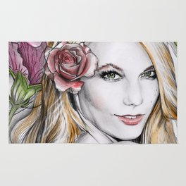 Floral Karlie Rug