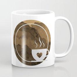 Coffee brings the passion - I love Coffee Coffee Mug