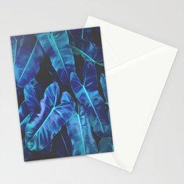 pandora plant blue turquoise Stationery Cards