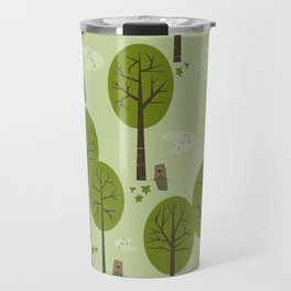Ground Hogs Travel Mug