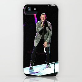 Macklemore & Ryan Lewis, Eugene, OR  iPhone Case