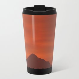 Sunrise on the Mont-Blanc Travel Mug