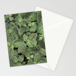 Just Green Stationery Cards