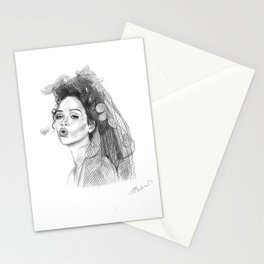 Air Kiss Stationery Cards