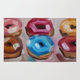 Donuts, desert, sweet Rug