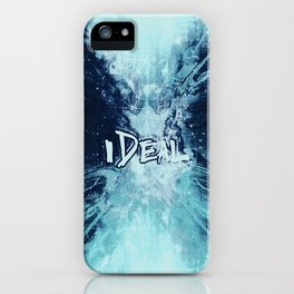 iDeal - Altered Reality 01 iPhone Case