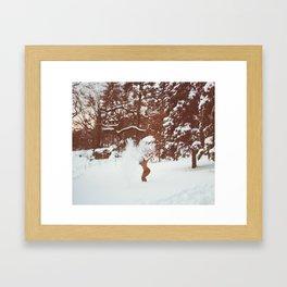 Kass Framed Art Print