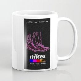 FrankOceanNikes Coffee Mug