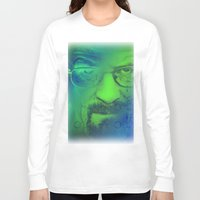 breaking Long Sleeve T-shirts featuring Breaking Bad by Scar Design