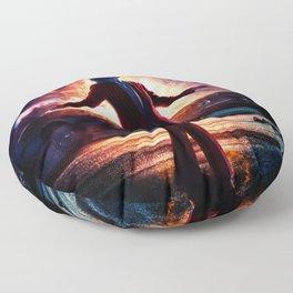 JOKER - Beauty in Tragedy Floor Pillow