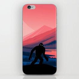 Monster iPhone Skin