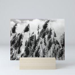 Utah Grass Mini Art Print