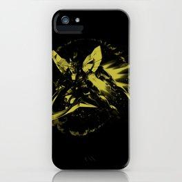 Yellow GDM Sky iPhone Case