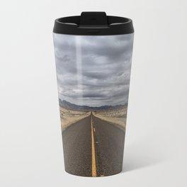 The Road to Marfa, Texas  Travel Mug