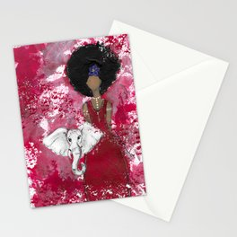 Delta Angel Stationery Cards