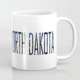 Made In North Dakota Coffee Mug
