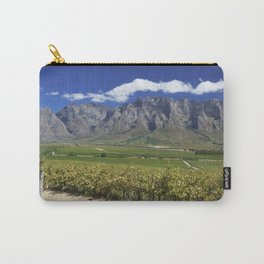 Vineyards in South-Africa Carry-All Pouch