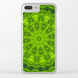 Photosynthesis Clear iPhone Case