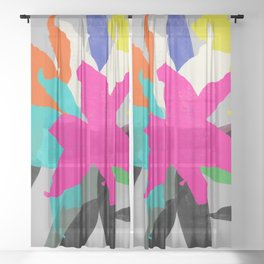 lily 12 Sheer Curtain