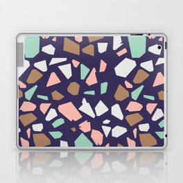 Colorful Modern Terrazzo Vector Pattern Laptop & iPad Skin