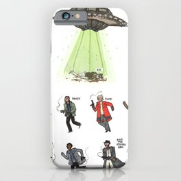 Fargo Cast season 2! iPhone Case