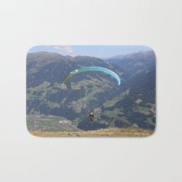 skydiving tirol Bath Mat