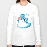 spirited away Long Sleeve T-shirts featuring Spirited by IlonaHibernis