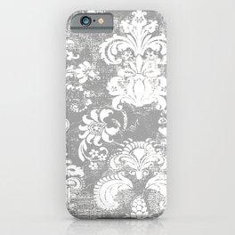gray Breeze iPhone Case