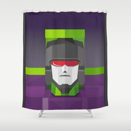 MTMTE Bonecrusher Shower Curtain