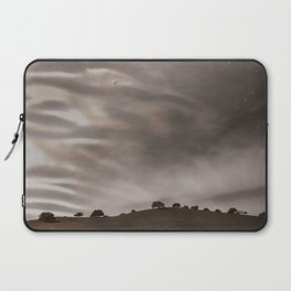 the sky is acting funny Laptop Sleeve