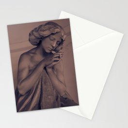 Silent Prayer Stationery Cards