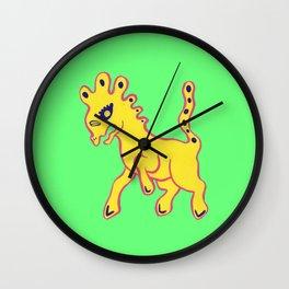 My Children No. 010 Wall Clock