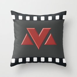 MV Logo Throw Pillow